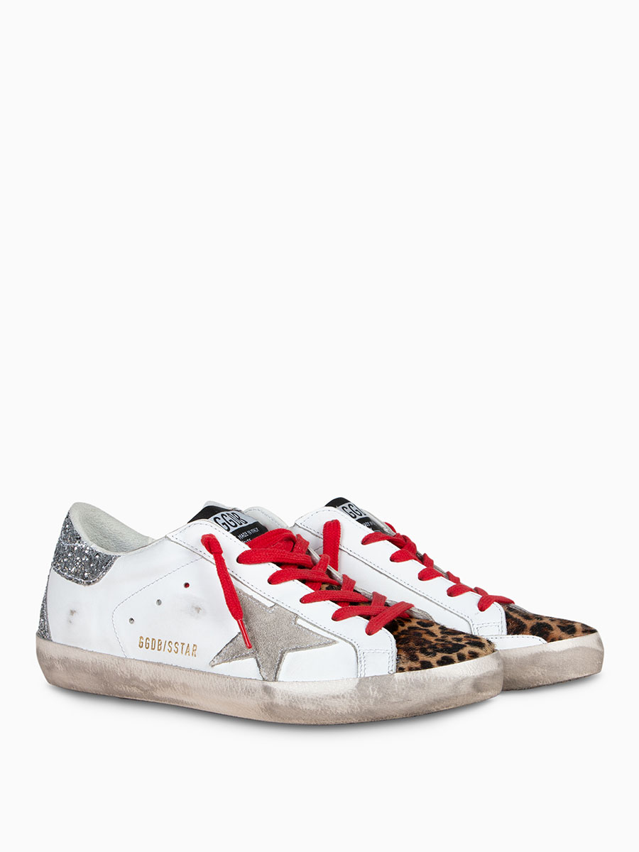 Sneaker SUPERSTAR CLASSIC WITH SPUR von Golden Goose