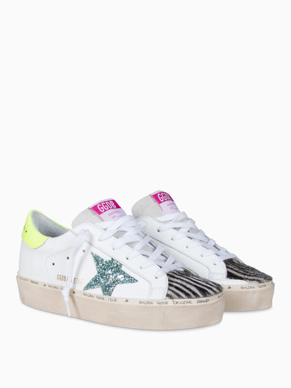 Sneaker HIGH STAR CLASSIC von GOLDEN GOOSE