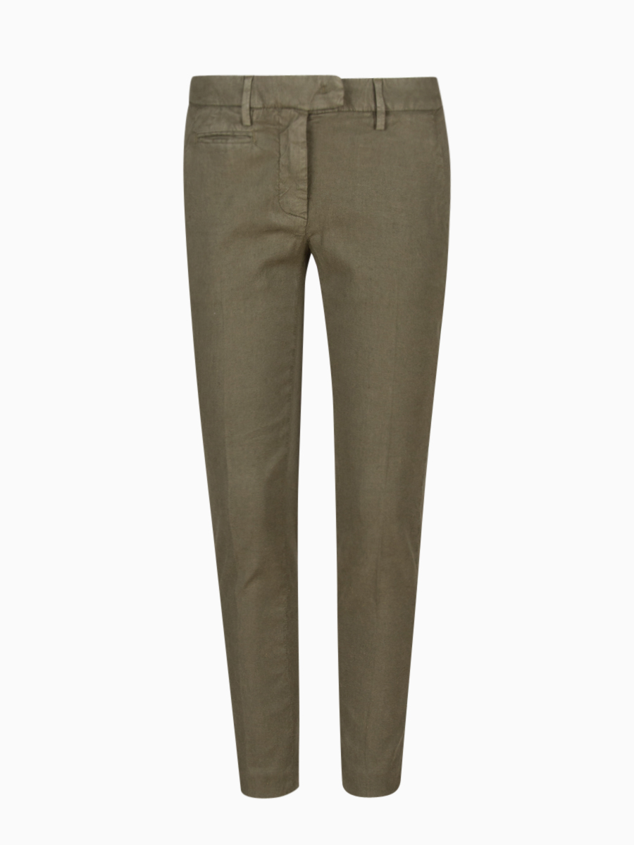 Leinenhose PERFECT von DONDUP