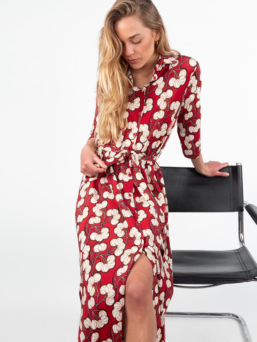 Maxi-Kleid INIE von Siyu
