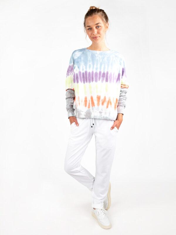 Batik Sweatshirt von LOVE JOY VICTORY