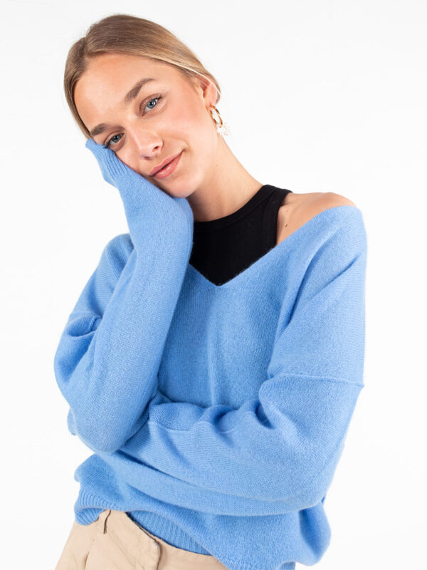 Pullover NYLA von 360 Cashmere