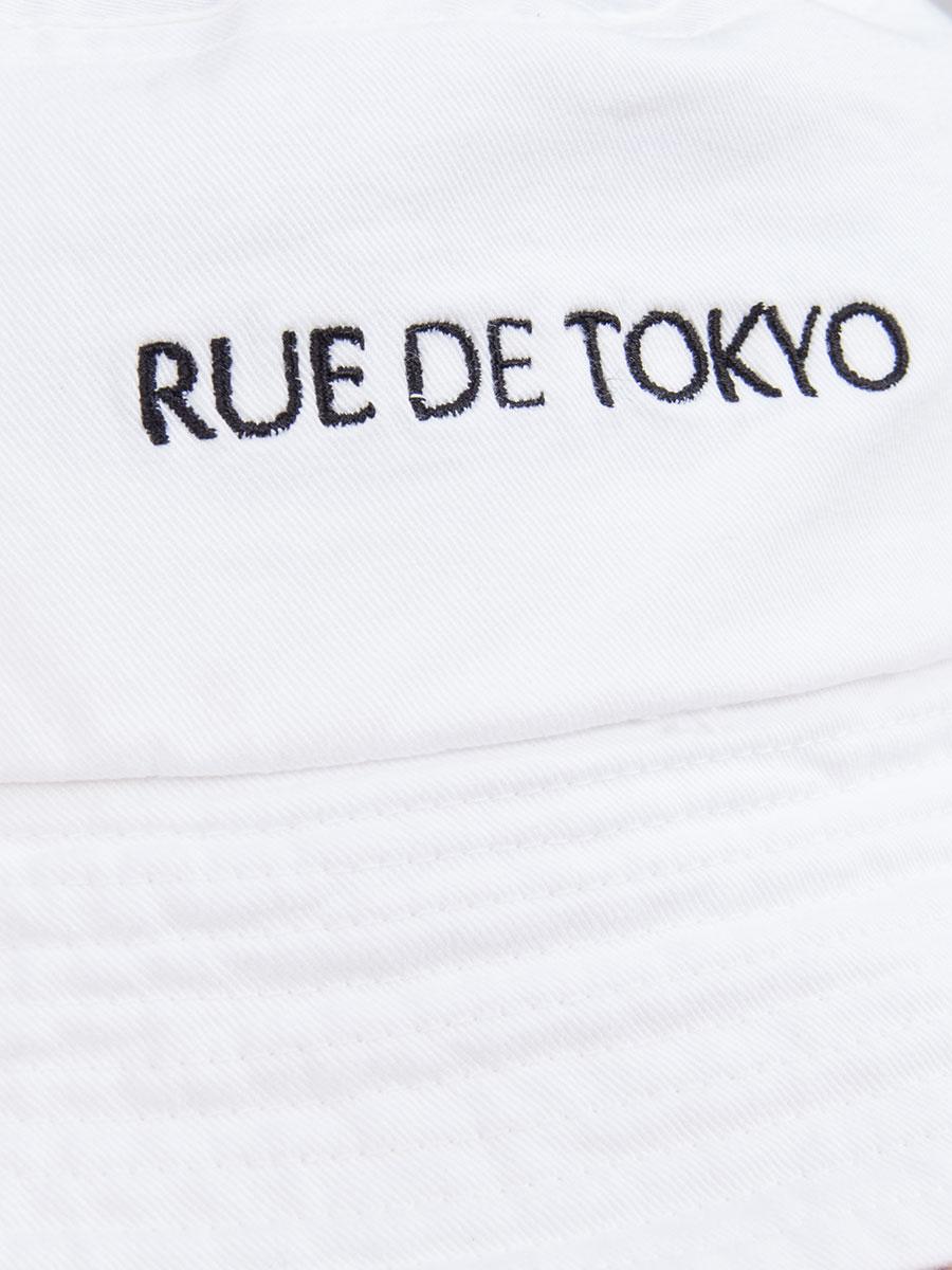 Bucket Hat AVERY von RUE DE TOKYO