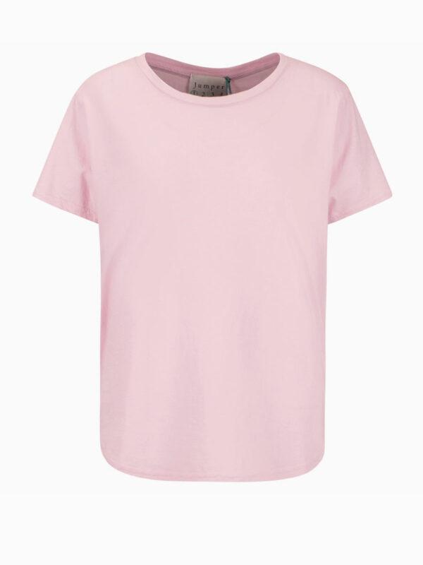 Baumwoll-T-Shirt von JUMPER 1234