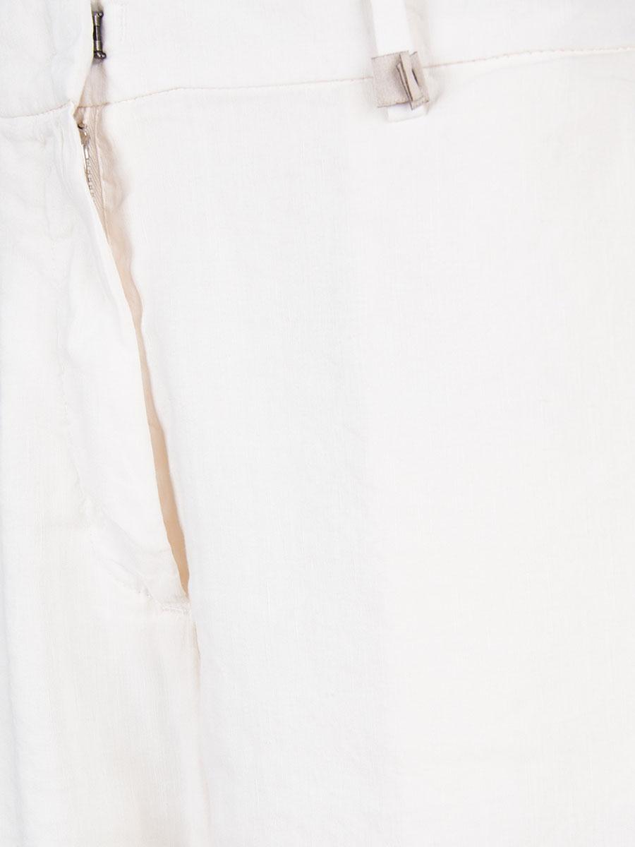 Wide-Leg Hose aus Leinen von MYTHS