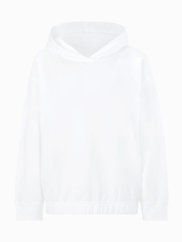 Sweatshirt mit Kapuze von Juvia