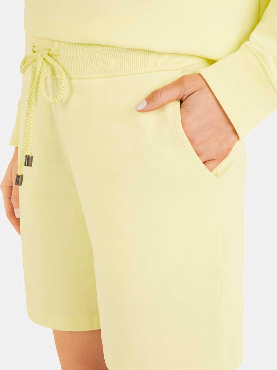 Sweatpants gelb von Juvia