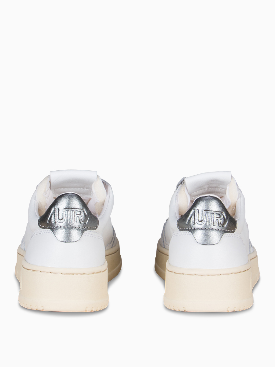 Sneaker im Vintage-Style silver von Autry