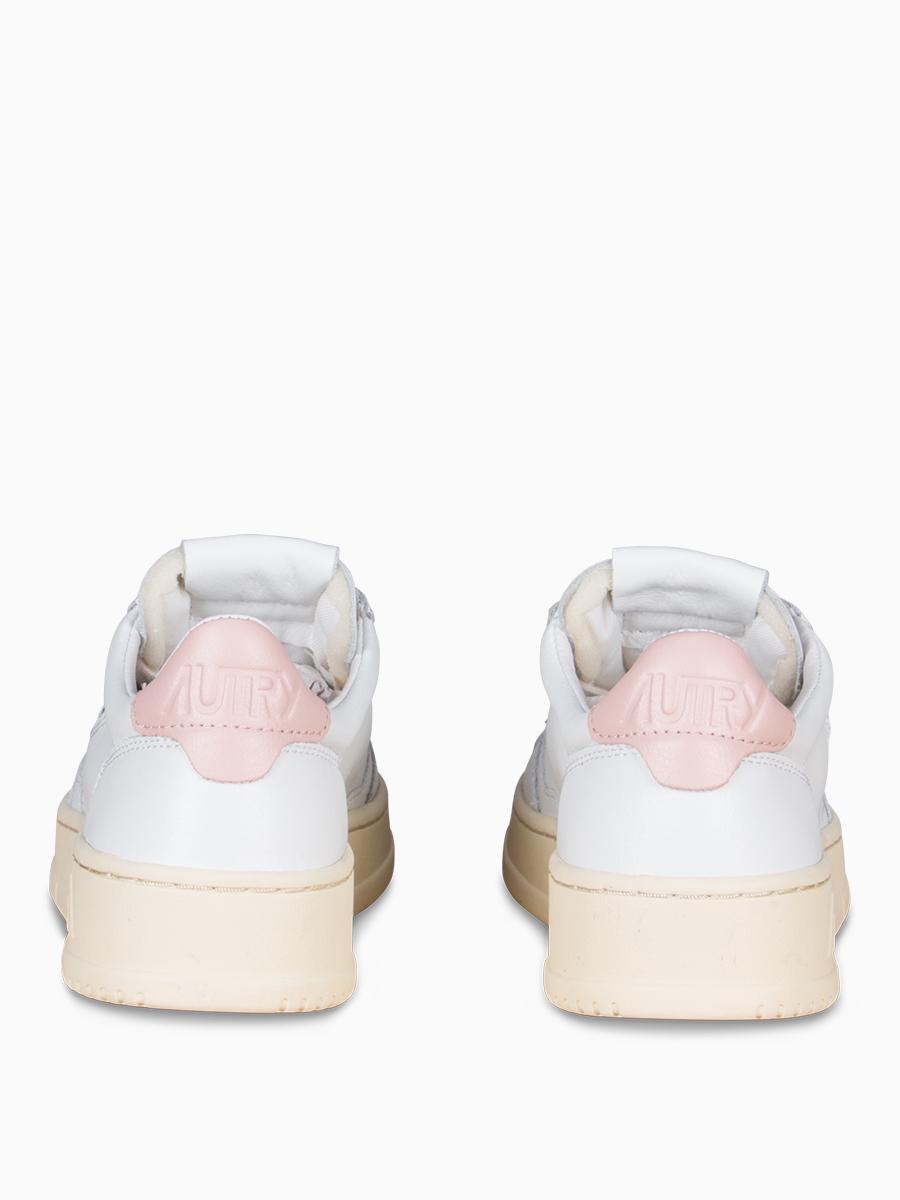 Sneaker im Vintage-Style altrosa von Autry