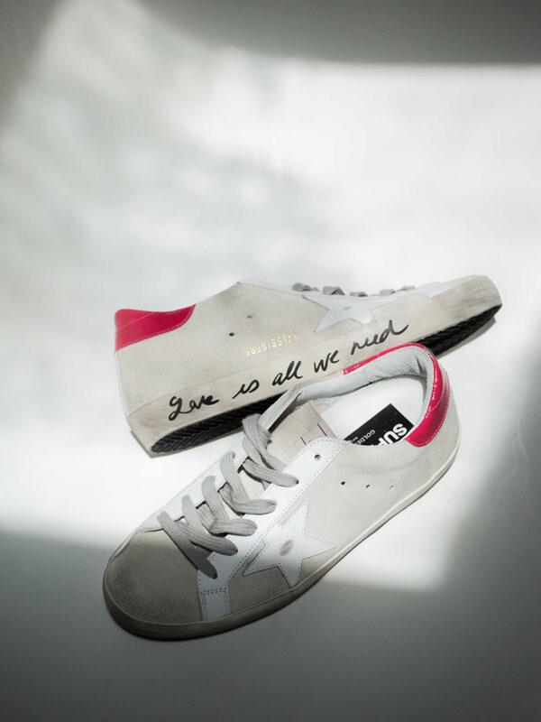Sneaker SUPER-STAR von GOLDEN GOOSE