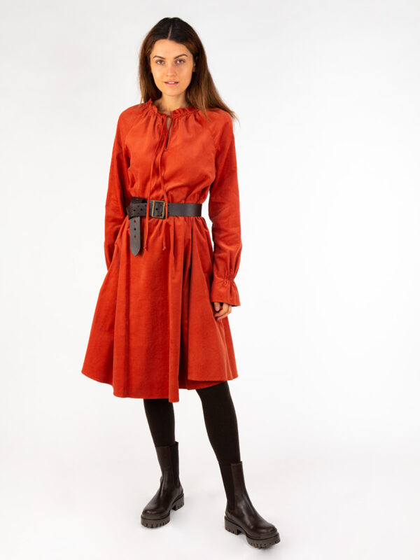 Kleid von LA CAMICIA