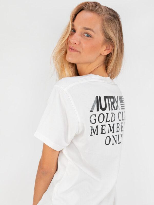 T-Shirt MEMBERS von AUTRY