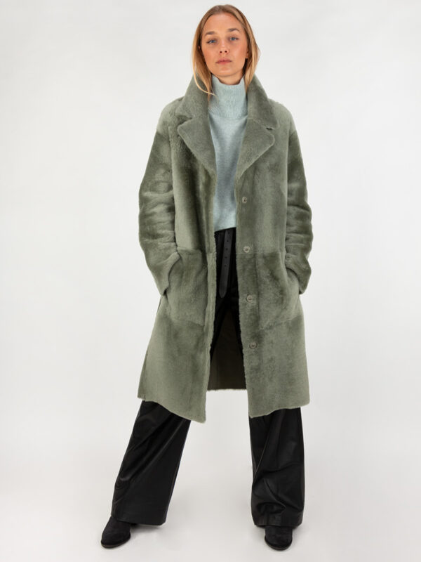 Teddy Coat von DROME