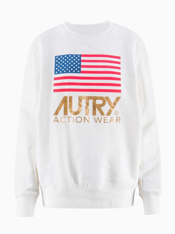 Sweatshirt FLAG von AUTRY