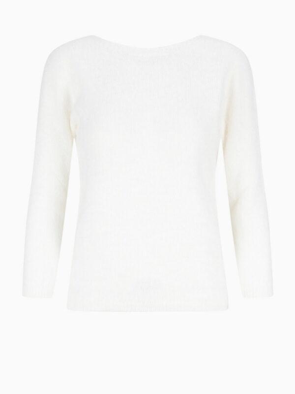 Pullover aus Angora-Wolle von ROBERTO COLLINA