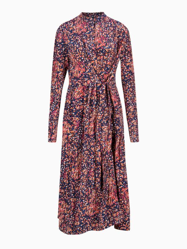 Maxi-Dress aus Seide von An An Londree