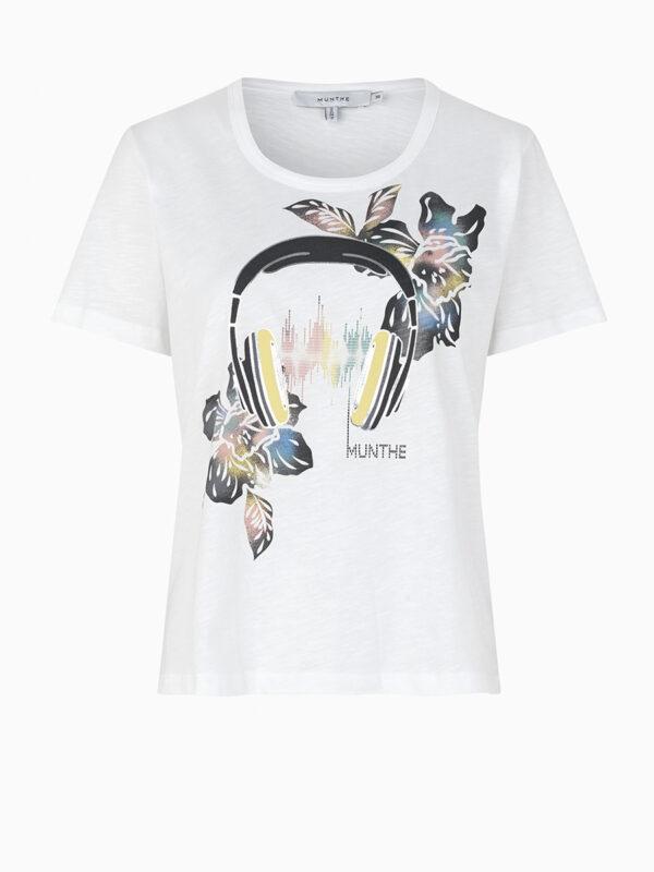 T-Shirt RIKKE von MUNTHE