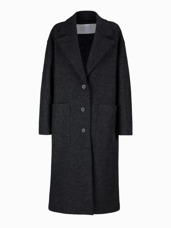 Woll-Mantel von HARRIS WHARF LONDON