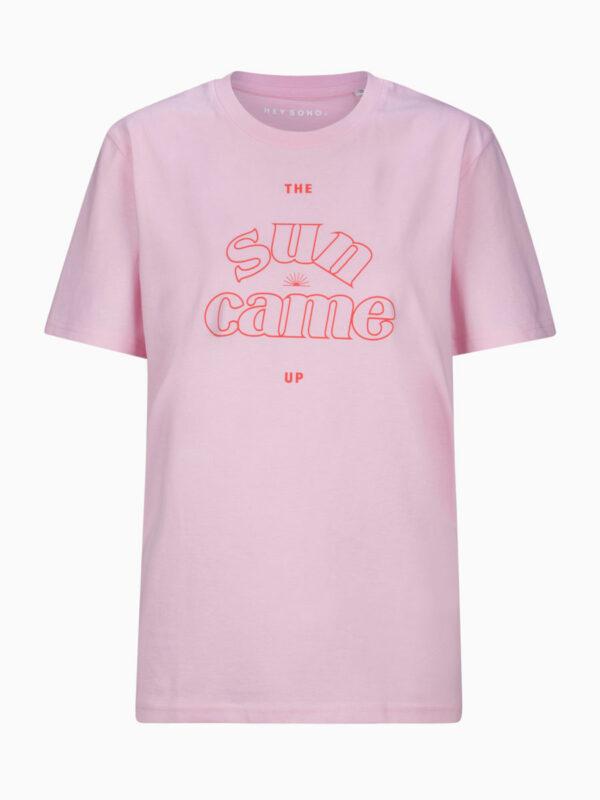 T-Shirt THE SUN CAME UP von HEY SOHO