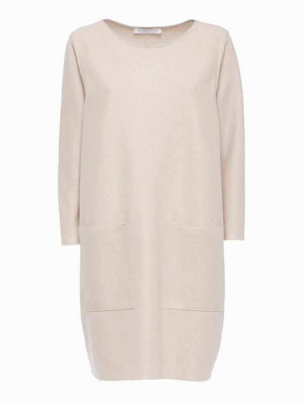 Woll-Kleid von HARRIS WHARF LONDON