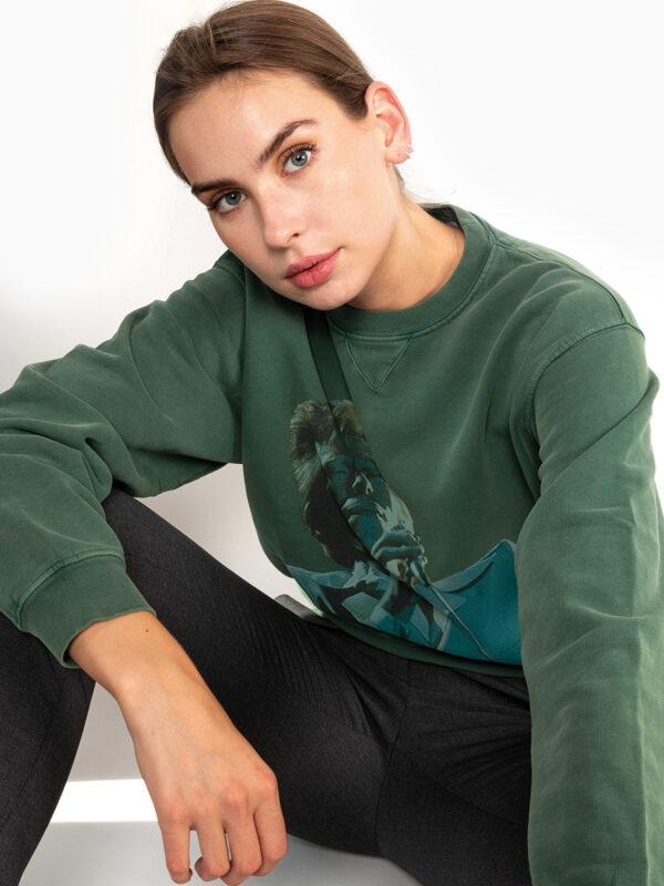 Sweatshirt RAMONA - AB X TO BOWIE von Anine Bing