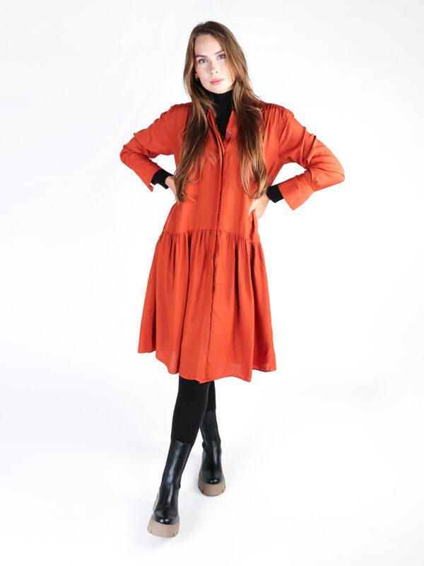 Midi-Kleid von CALIBAN
