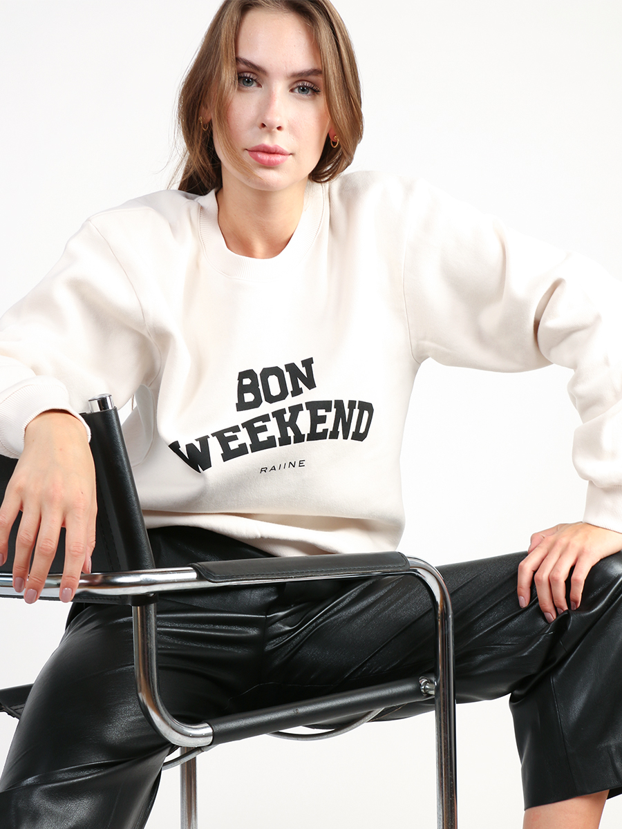 Sweatshirt TAHOE von Raiine