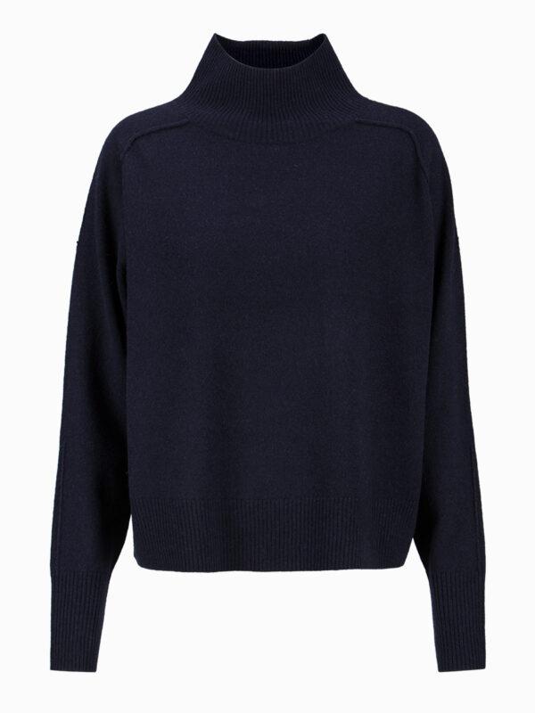 Pullover mit Stehkragen von REYER