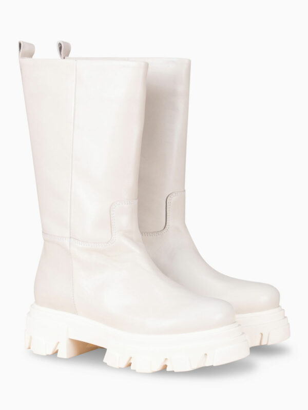 Chunky Boots ULDUM von SHOE BIZ COPENHAGEN