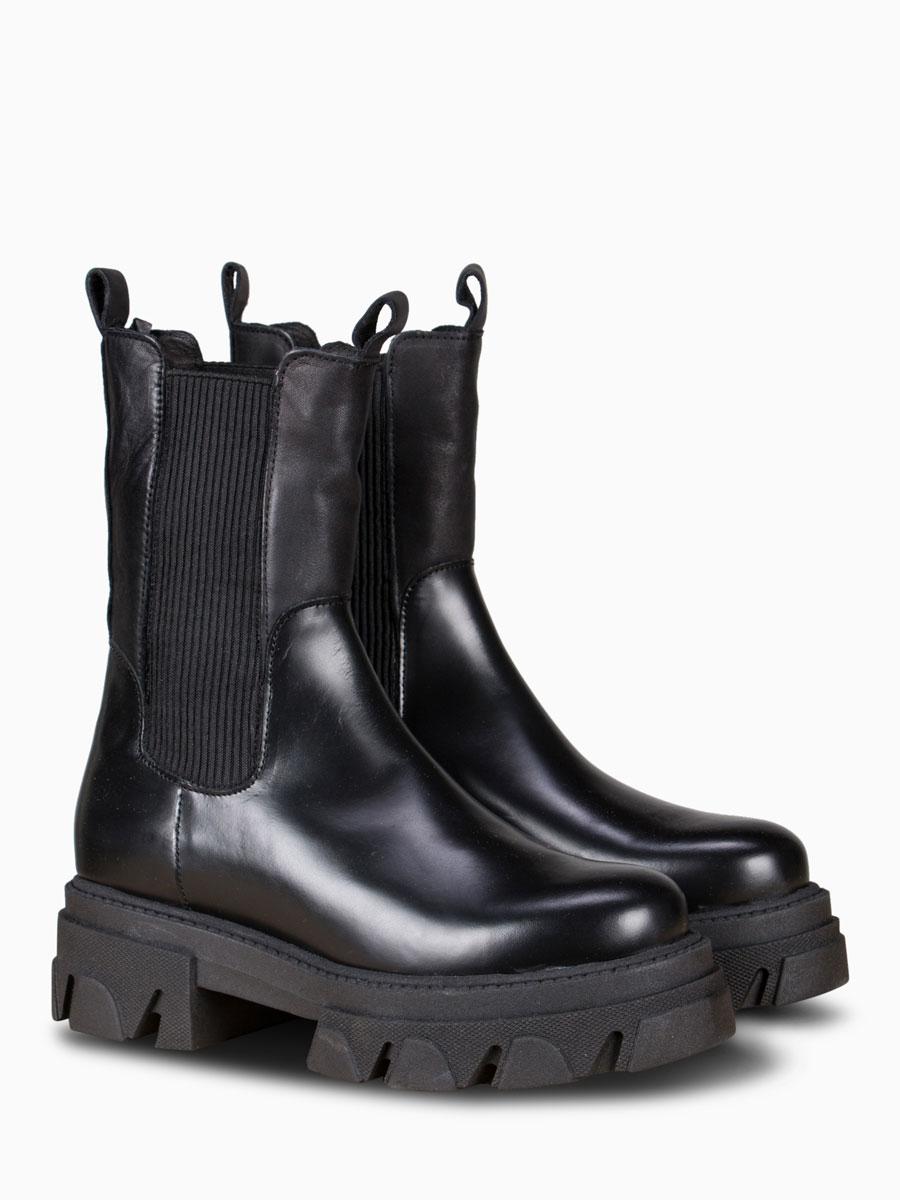 Chunky Boots UMAY von SHOE BIZ COPENHAGEN