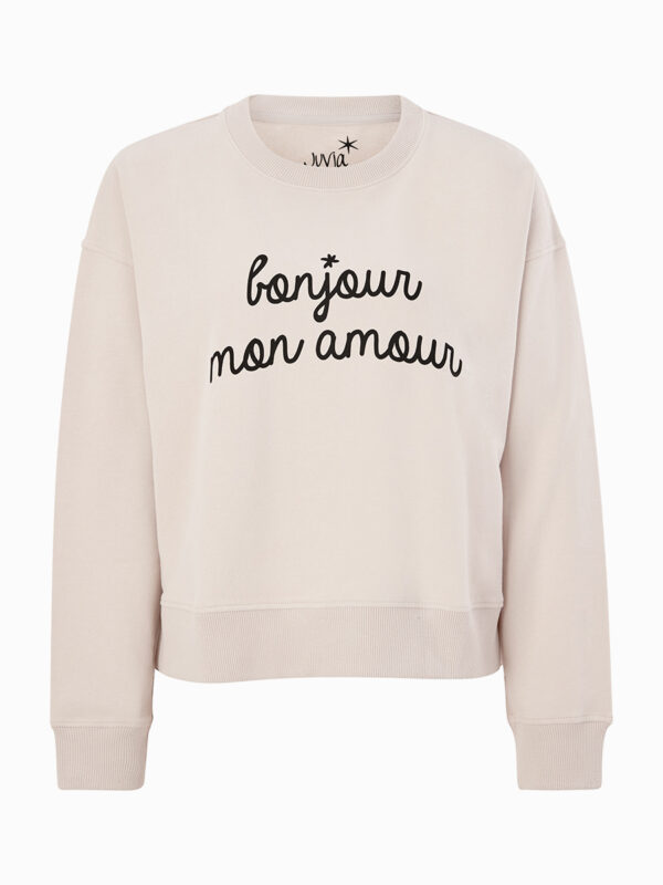 Sweatshirt von JUVIA