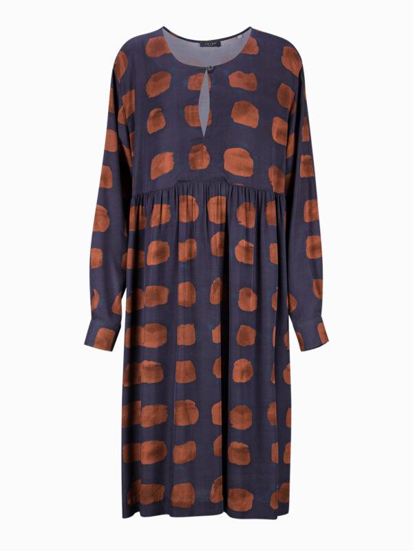 Midi-Kleid mit Print von REYER