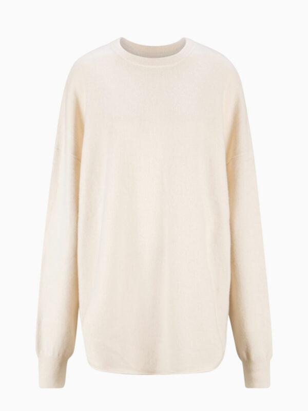 Pullover HOP creme von Extreme Cashmere