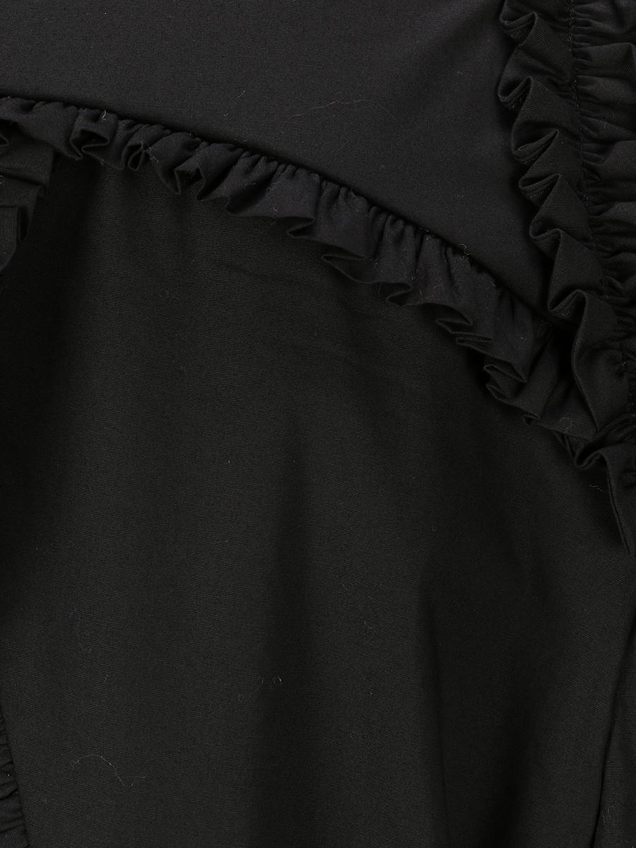 Maxi-Rüschenkleid ROVER von Munthe