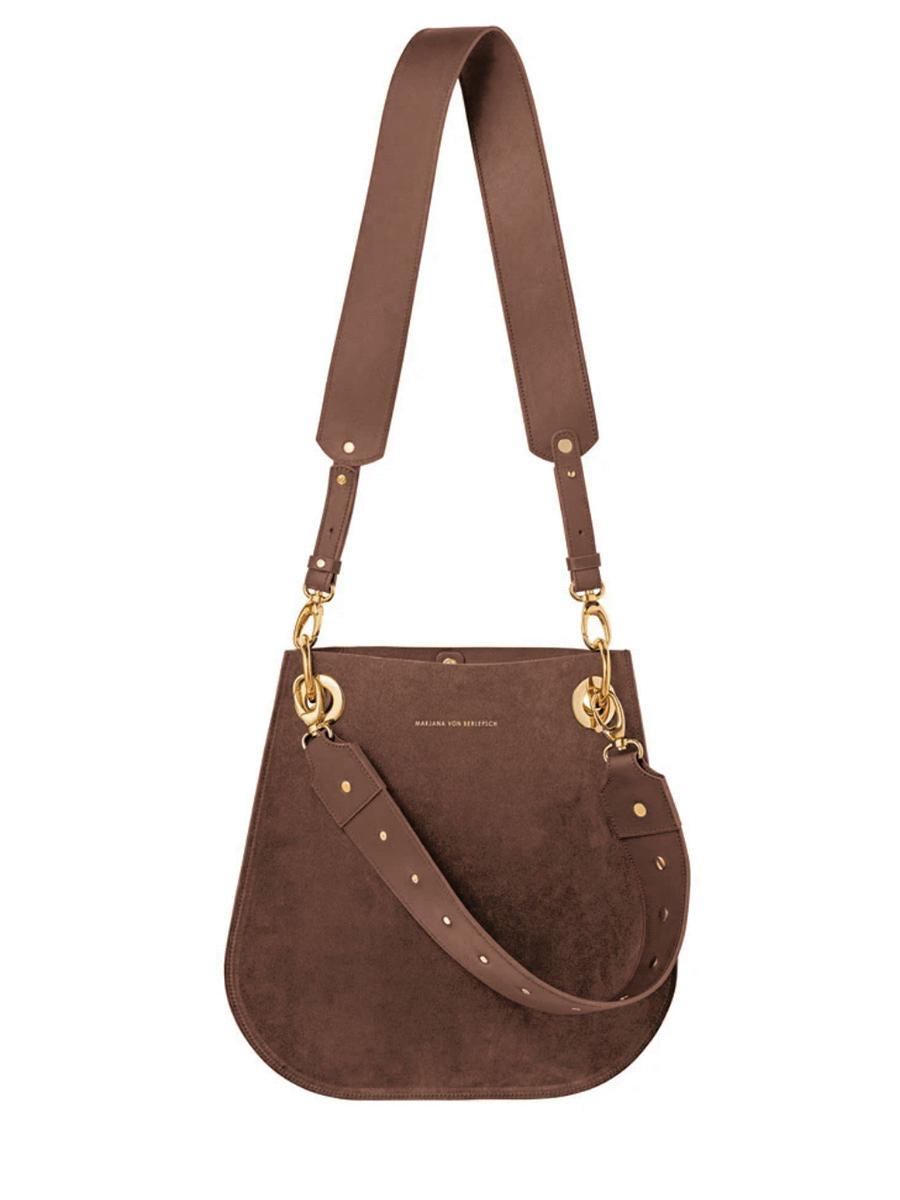 Leder-Bag MALON von MARJANA VON BERLEPSCH